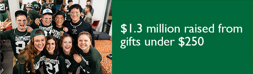 why give to dartmouth